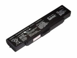 Аккумулятор для Sony Vaio VGN-AR53, VGN-AR54, VGN-AR55 черный, усиленный