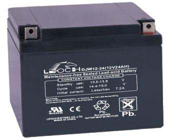 Аккумулятор Leoch DJW12-24