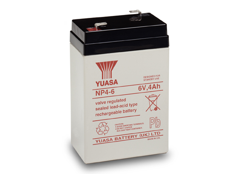 Аккумулятор Yuasa NP4-6