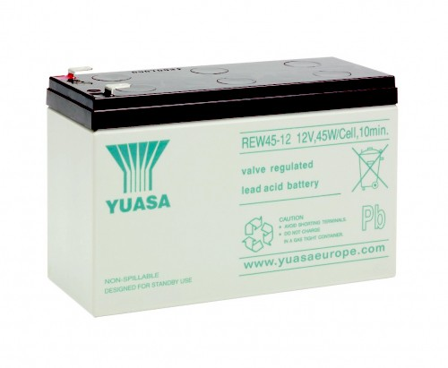 Аккумулятор Yuasa REW45-12 LongLife