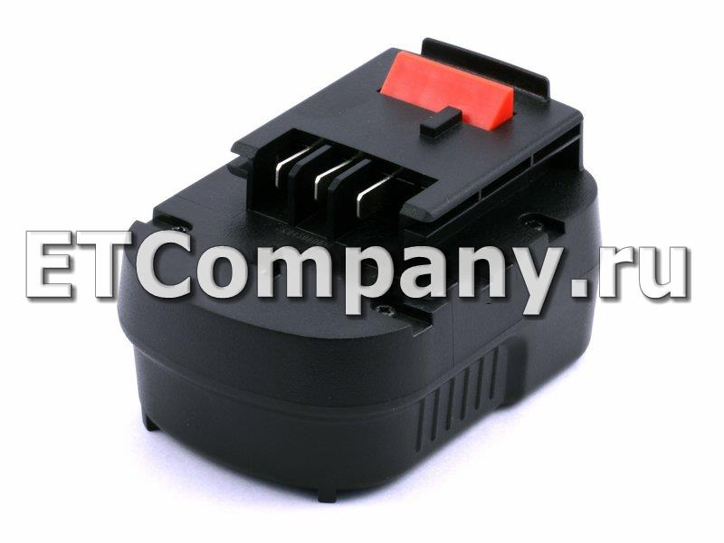 Аккумулятор Black & Decker BDG, BDGL, CD, CDC, СP, HP, HPD, KC, PS, SX, XTC серии