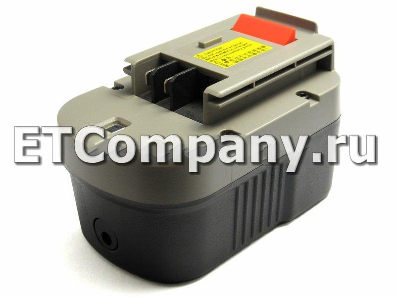 Аккумулятор Black & Decker BDG, CD, CDC, CP, FS, HP, HPD, HPS, KC, R, RD, SX, XTC серии