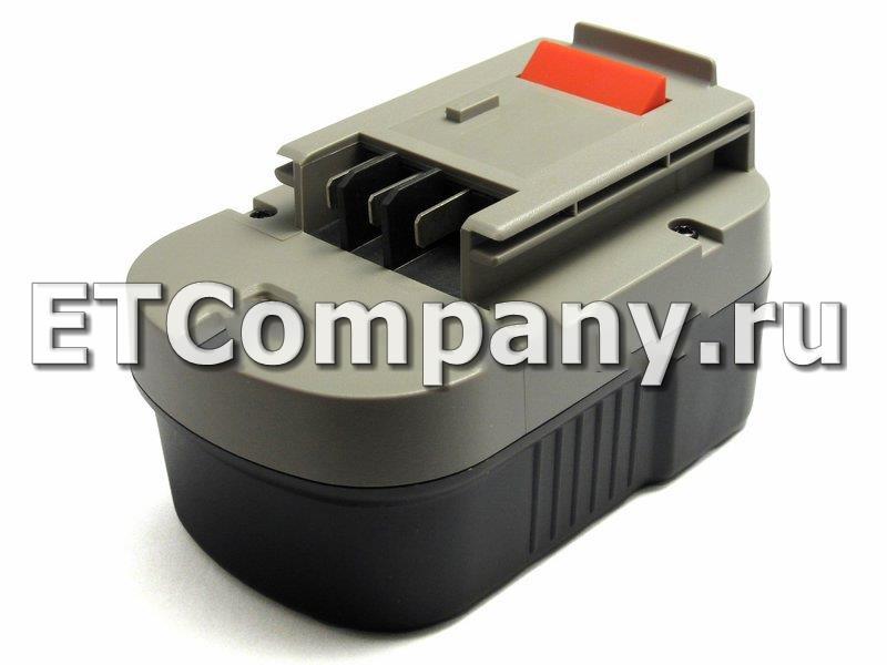 Аккумулятор Black & Decker BDG, CD, CDC, CP, FS, HP, HPD, HPS, KC, R, RD, SX, XTC серии, усиленный