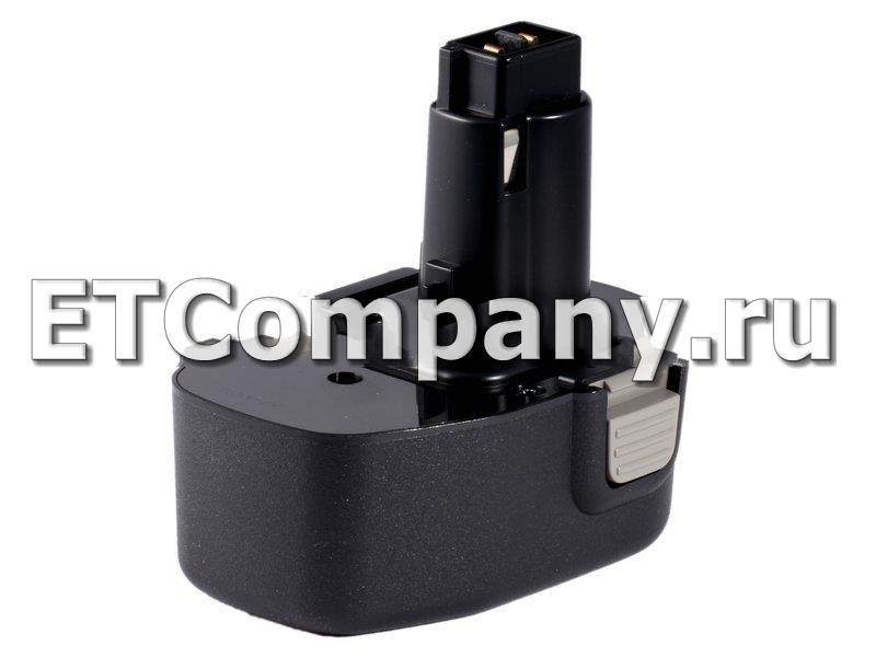 Аккумулятор Black & Decker CD, KS, PS серии, усиленный