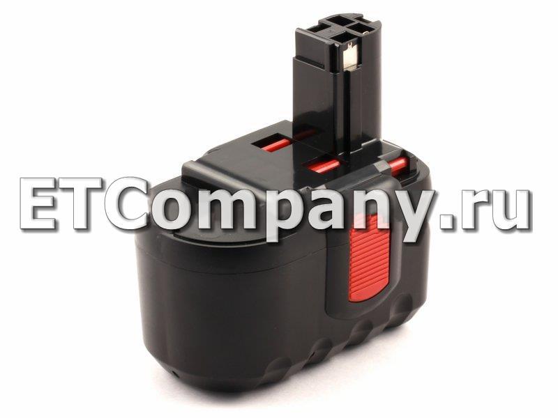 Аккумулятор Bosch 1600, 3400, 3900, 11500, 12500, 13600, 52000 серии