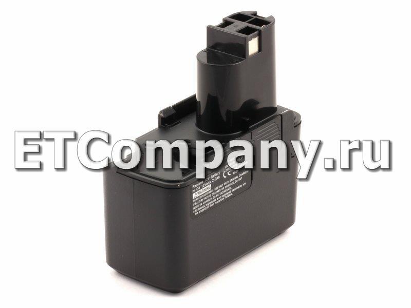 Аккумулятор Bosch 3300, 3500, ABS, ASG, ATS, GBM, GDS, GLI, GSB, GSR, PSB серии