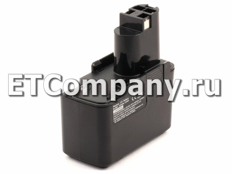 Аккумулятор Bosch 3300, 3500, ABS, ASG, ATS, GBM, GDS, GLI, GSB, GSR, PSB серии, усиленный