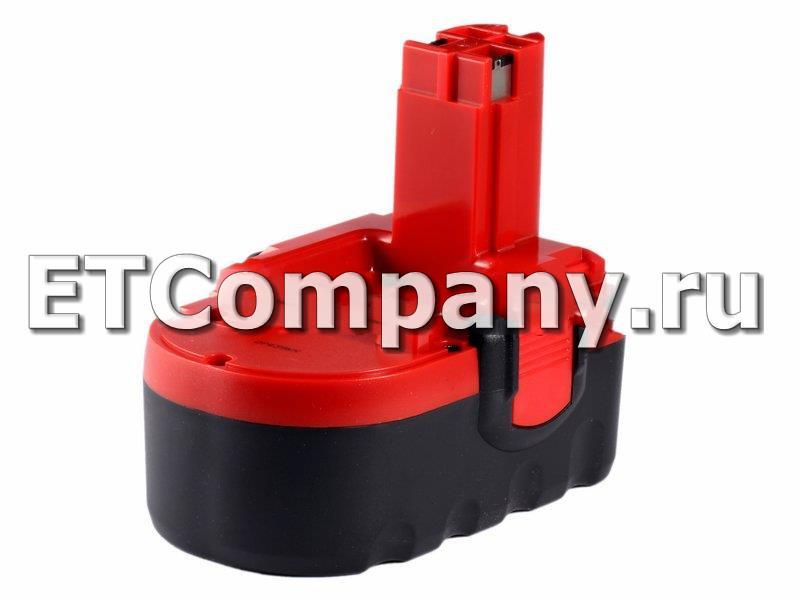 Аккумулятор Bosch 3400, 3800, 3900, 13600, 15600, 22600, 23600, 32600, 33600, 52300, 53500 серии