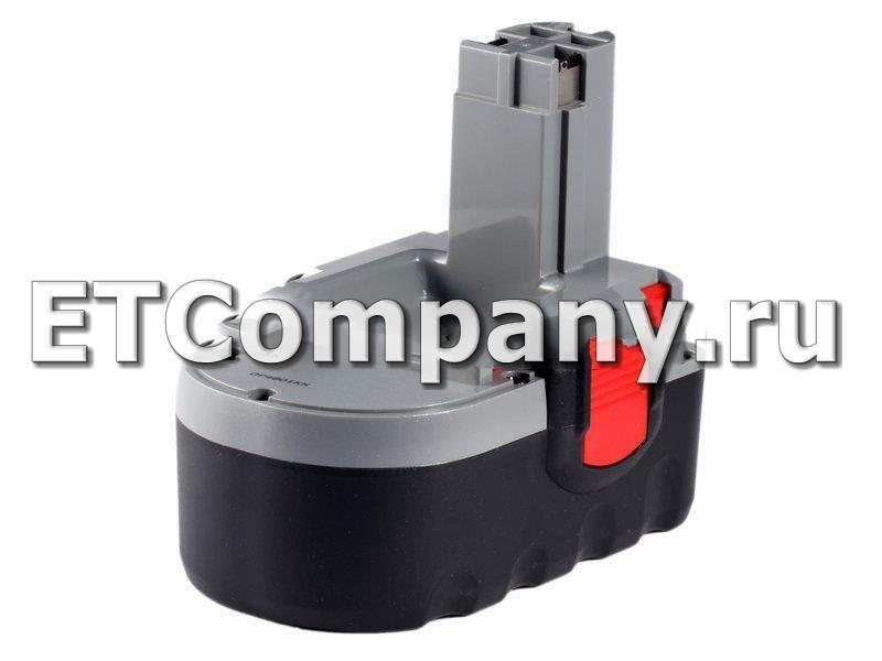 Аккумулятор Bosch 3400, 3800, 3900, 13600, 15600, 22600, 23600, 32600, 33600, 52300, 53500 серии, усиленный