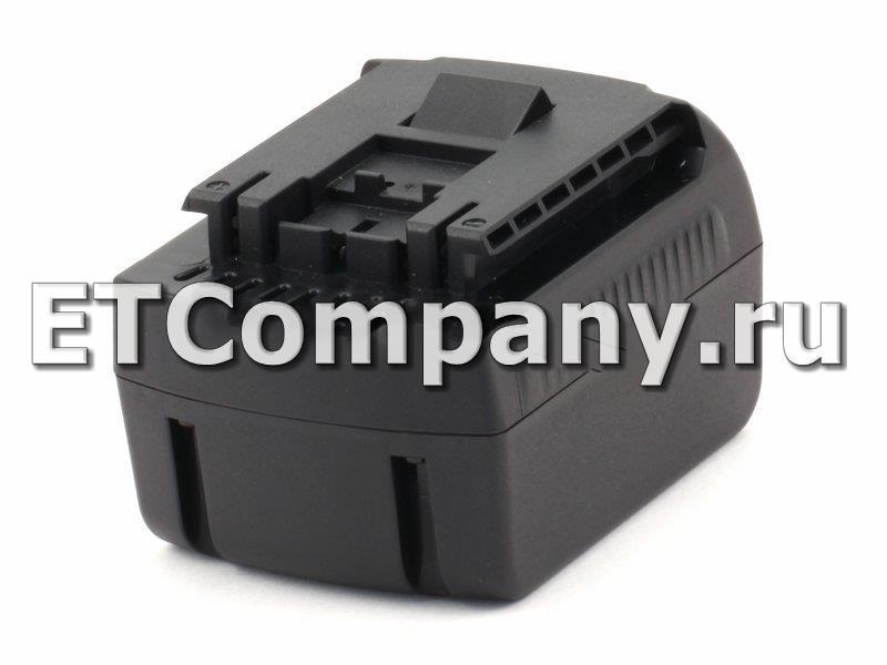 Аккумулятор Bosch GBH, GDR, GDS, GML, GSB, GSR, GST серии, усиленный