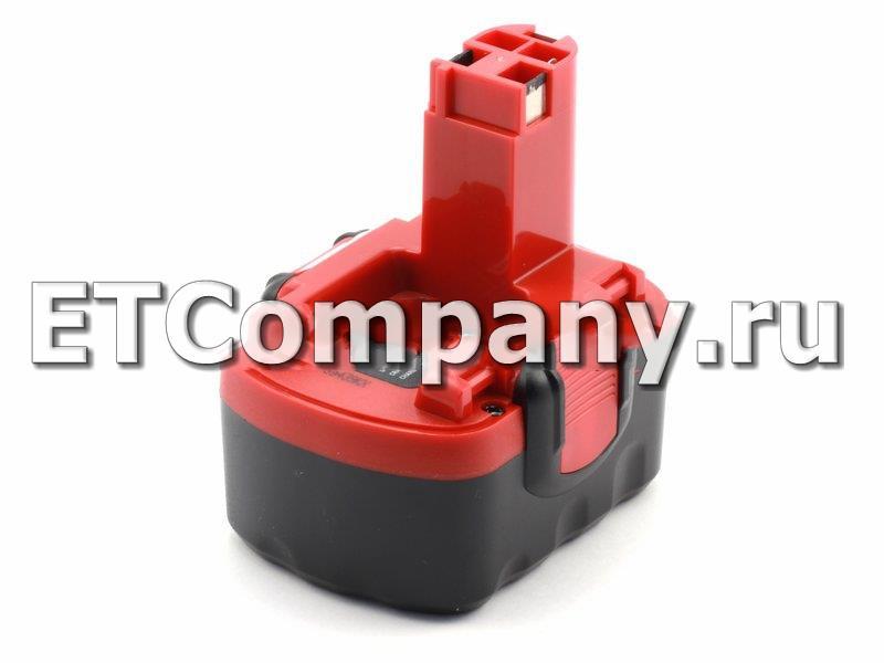 Аккумулятор Bosch 3300, 3400, 22600, 23600, 32600, EXACT, GDR, GML, GSR, PSR серии