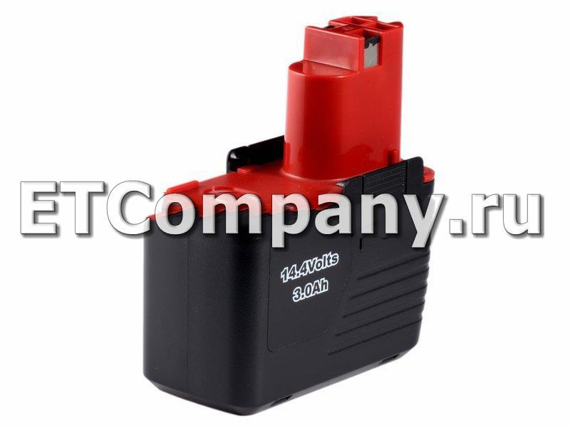 Аккумулятор Bosch 3600, GSR, PSR серии, усиленный