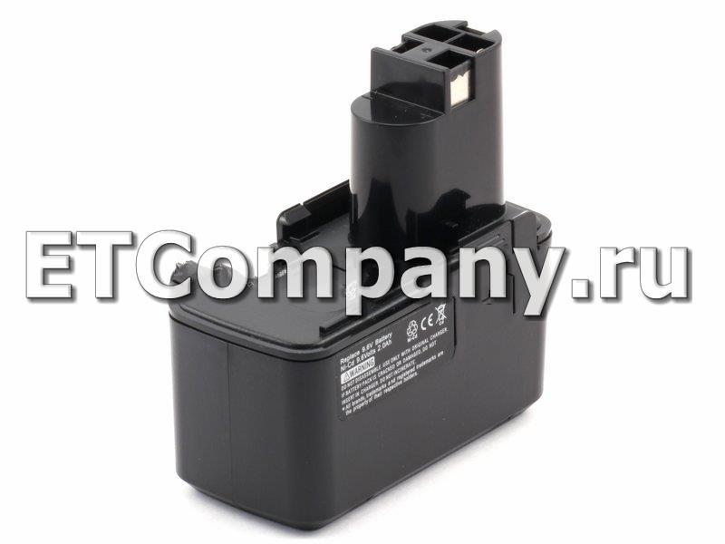 Аккумулятор Bosch GBB, GBM, GSB, GSR, PBM, PDR, PSB, PSR серии