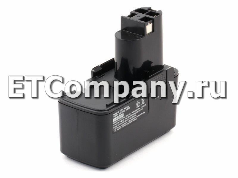 Аккумулятор Bosch GBB, GBM, GSB, GSR, PBM, PDR, PSB, PSR серии, усиленный