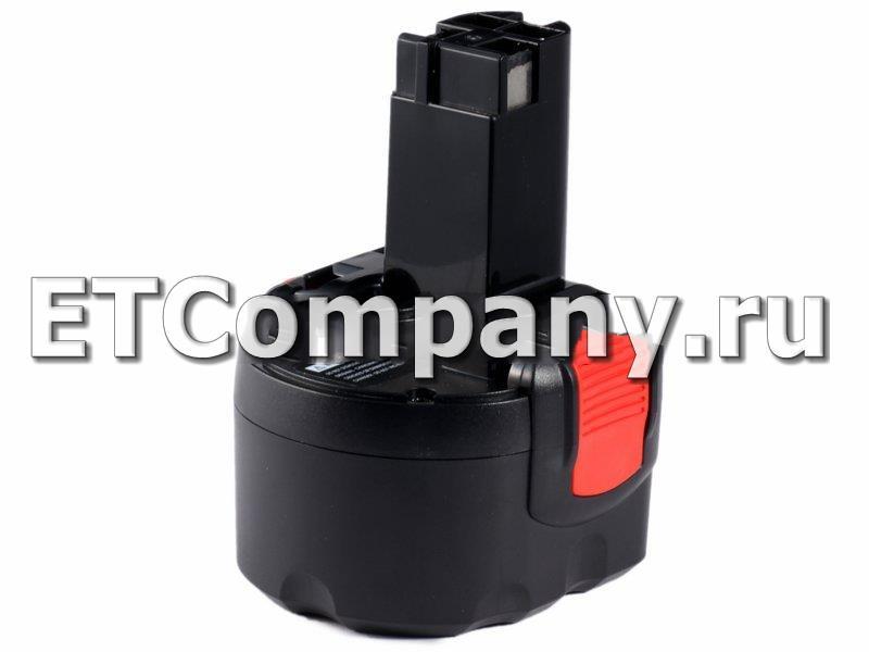Аккумулятор Bosch  EXACT, GDR, GSR, PSR серии, усиленный