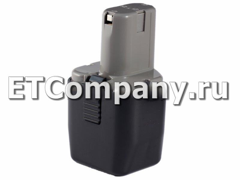 Аккумулятор Hitachi DN, DS, DV, FDS, FDV, FWH, R, UB, WH, WP, WR серии, усиленный