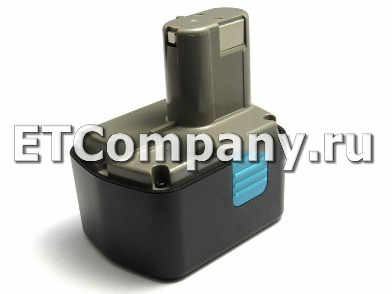 Аккумулятор Hitachi DS, DV, WH, WR серии, усиленный