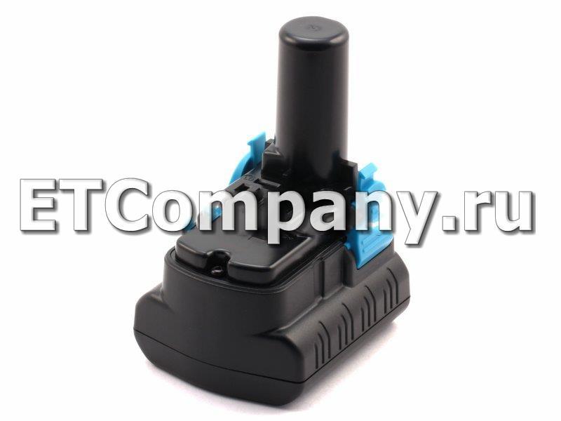 Аккумулятор Hitachi CR, DB, DS, FCG, FCH, FCR, FDB, FDS, FWH, KC, WH серии, усиленный