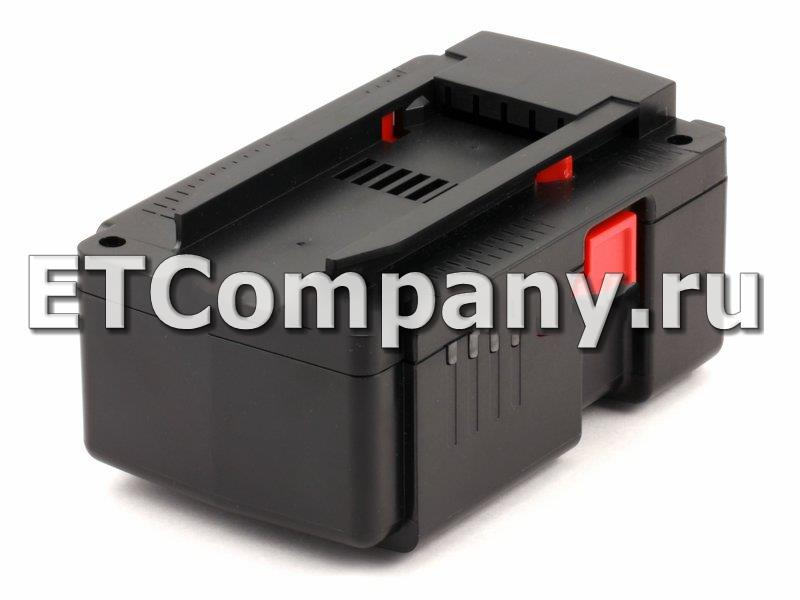 Аккумулятор Metabo KHA 24, Metabo MAG 28 LTX 32