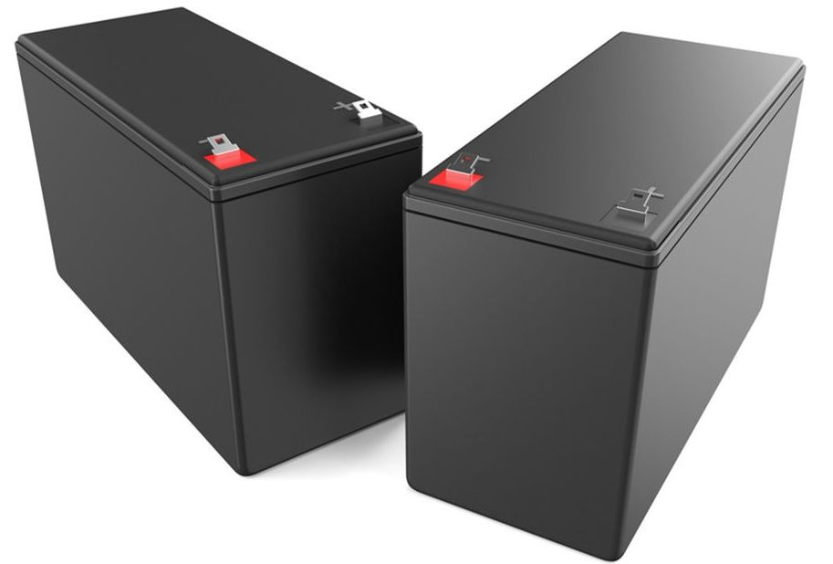 Батарея для UPS APC Power-Saving Back-UPS Pro 550