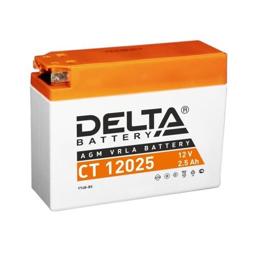 Аккумулятор 12В, 2.5А/ч CT12025