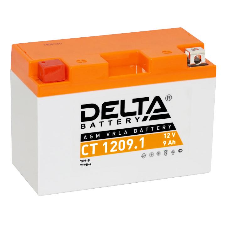 Аккумулятор 12В, 9А/ч CT1209.1