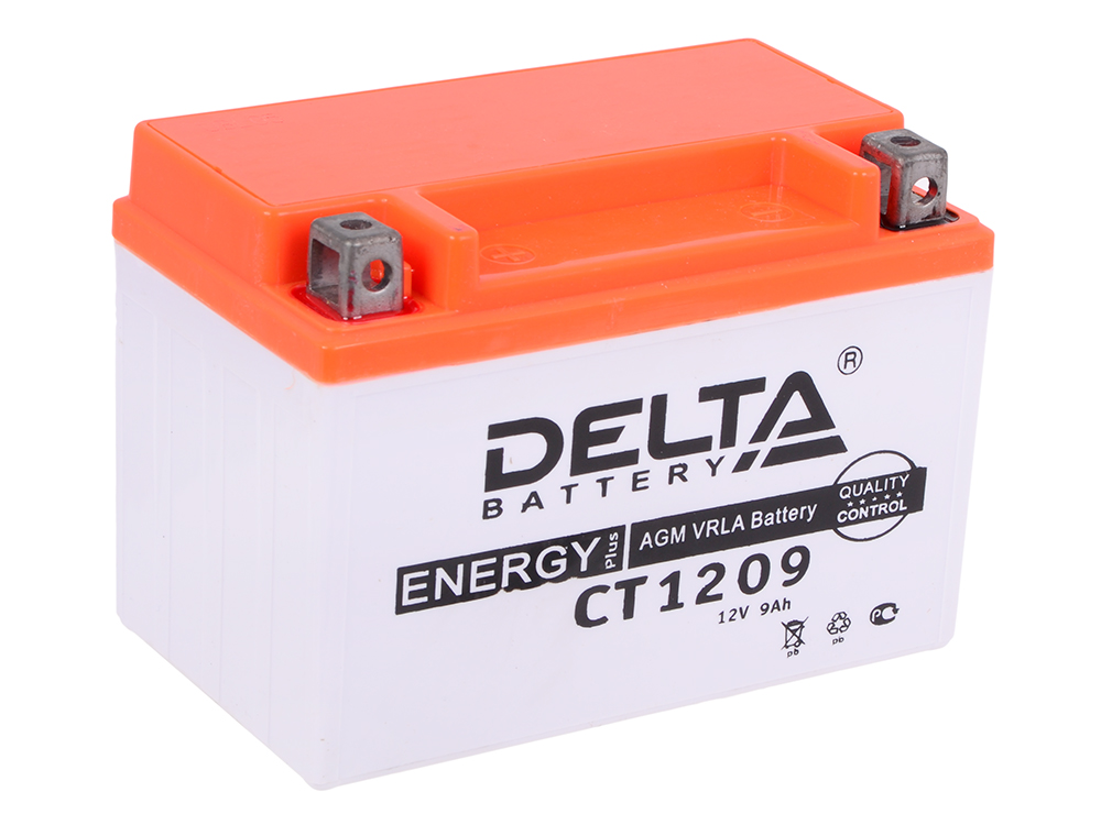 Аккумулятор для квадроцикла ARCTIC CAT DVX400 AGM