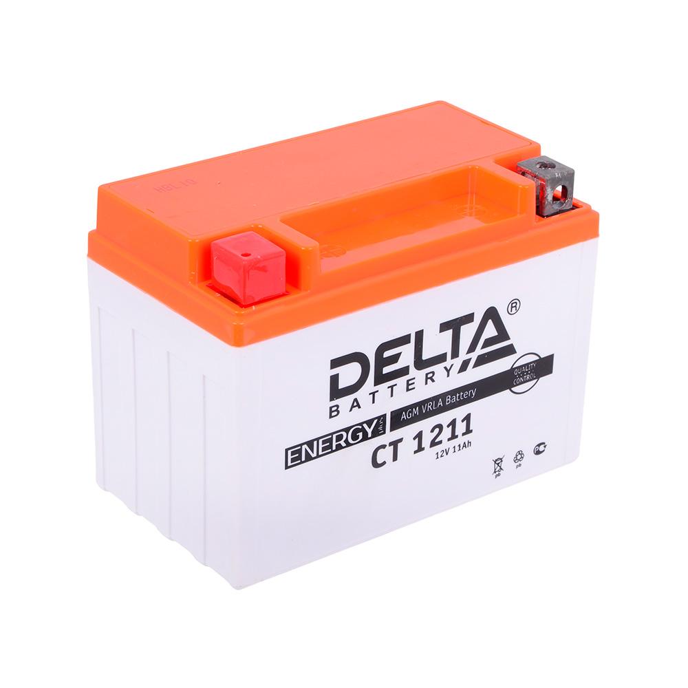 Аккумулятор DELTA CT1211