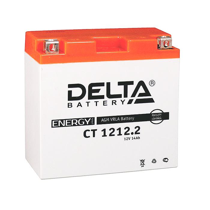 Аккумулятор 12В, 12А/ч CT1212.2
