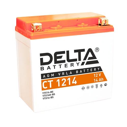 Аккумулятор DELTA CT1214