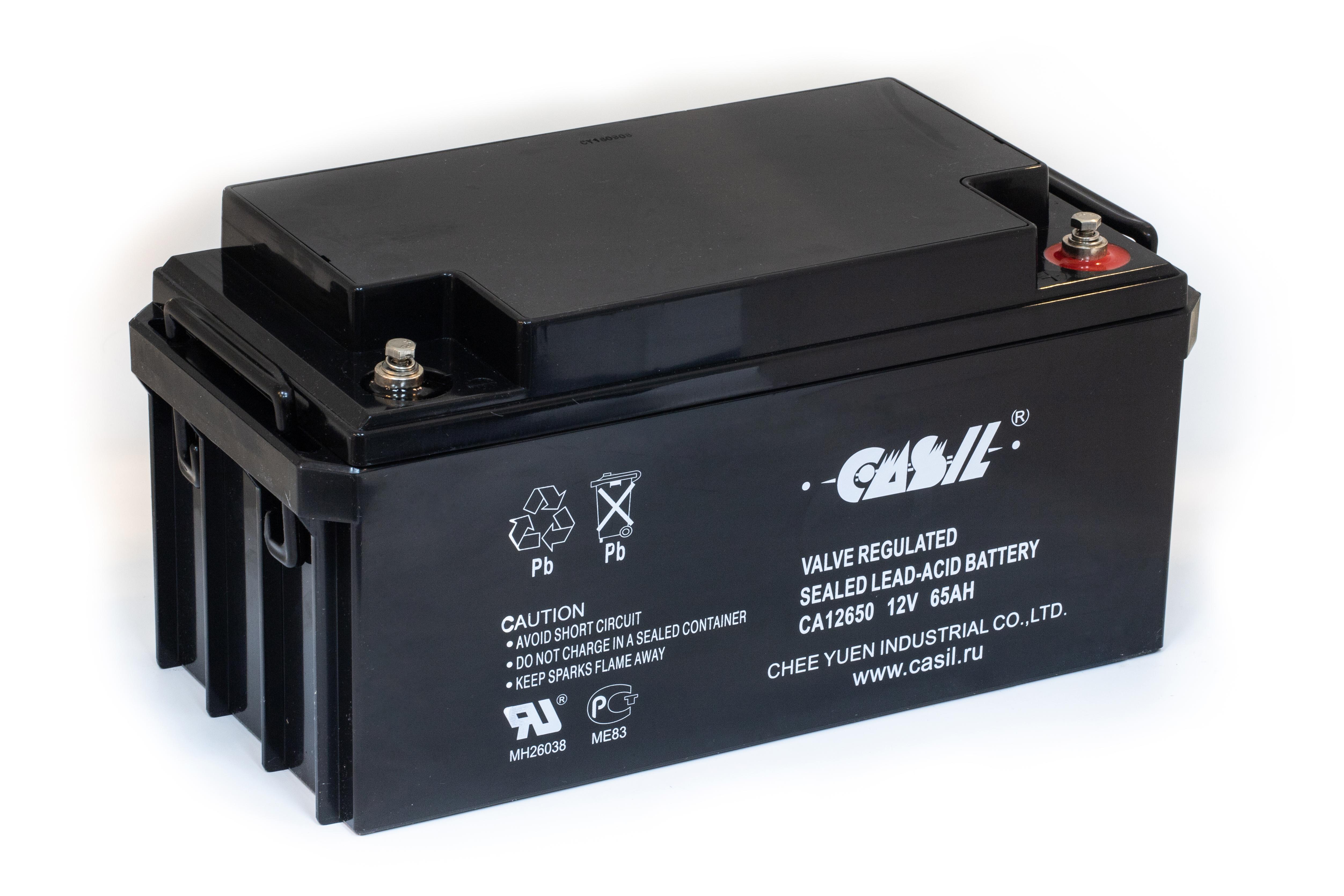 Аккумулятор Casil CA12650
