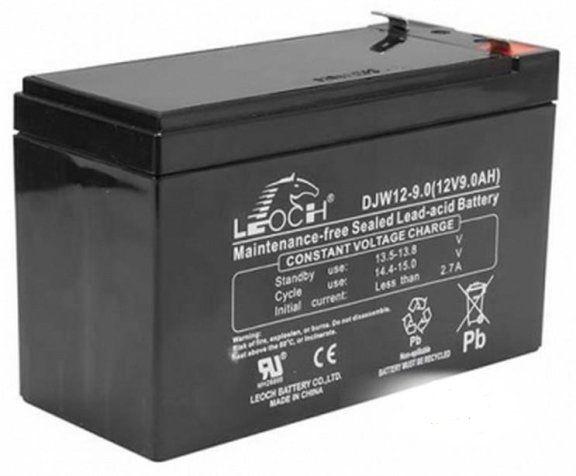Аккумулятор Leoch DJW12-9,0