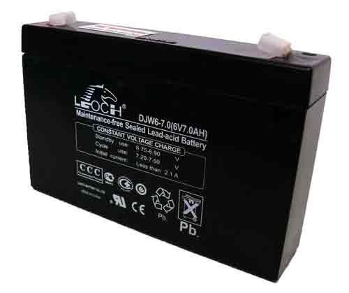 Аккумулятор Leoch DJW6-7,0