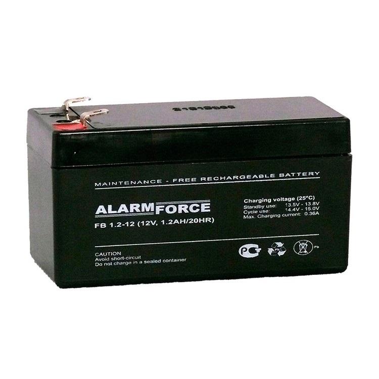 Аккумулятор Alpha (Alarm Force) FB 1,2-12