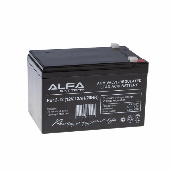 Аккумулятор Alpha (Alarm Force) FB 12-12