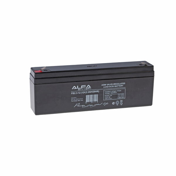 Аккумулятор Alpha (Alarm Force) FB 2,3-12