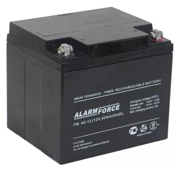 Аккумулятор Alpha (Alarm Force) FB 40-12