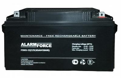 Аккумулятор Alpha (Alarm Force) FB 65-12