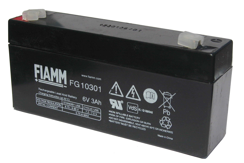 Аккумулятор FIAMM FG10301