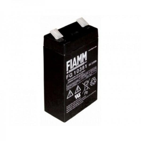 Аккумулятор FIAMM FG10381