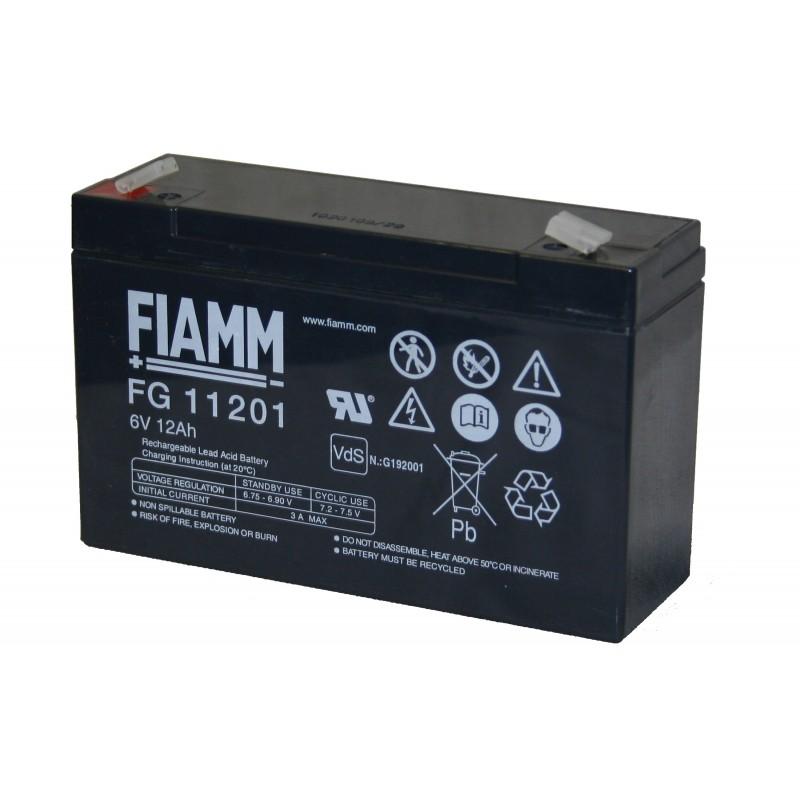 Аккумулятор FIAMM FG11201