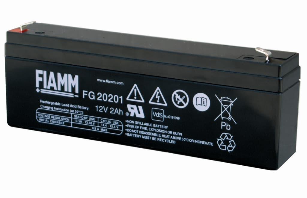 Аккумулятор FIAMM FG20201