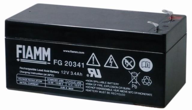 Аккумулятор FIAMM FG20341