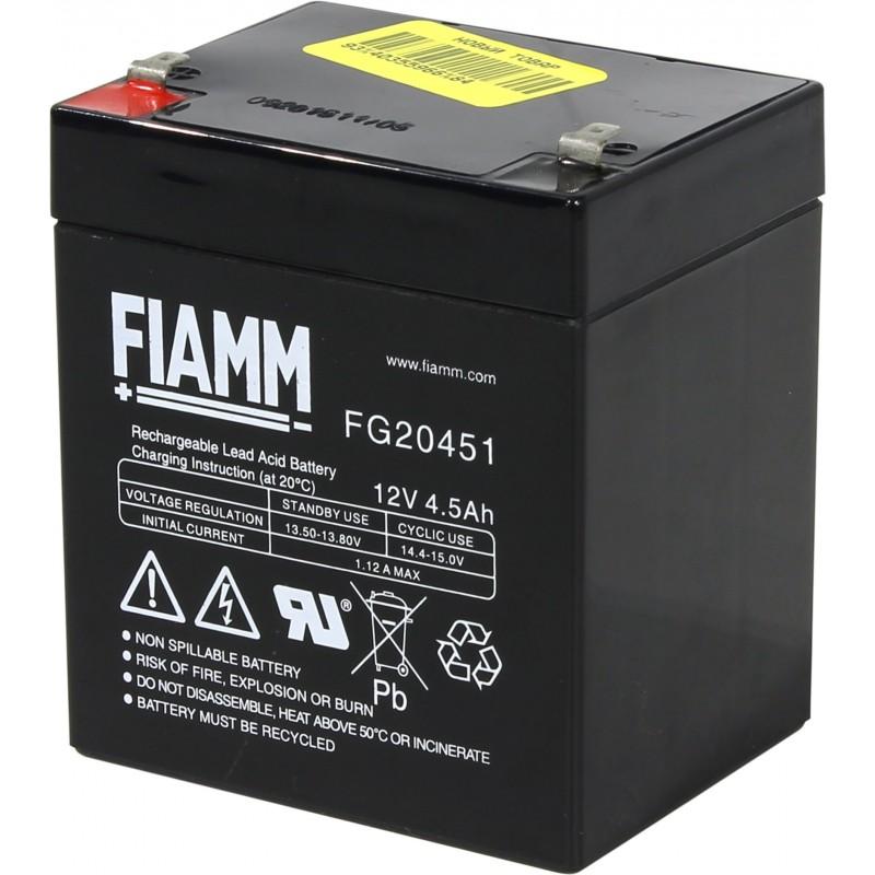Аккумулятор FIAMM FG20451