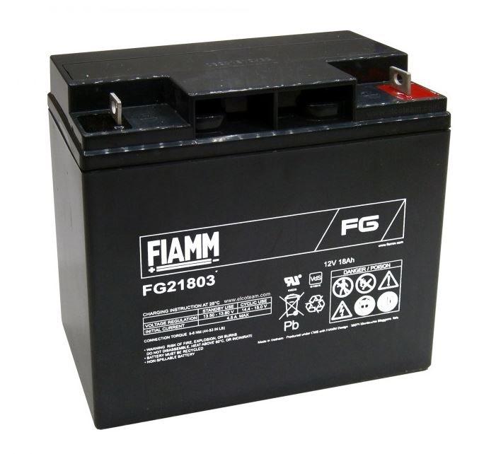 Аккумулятор FIAMM FGC21803