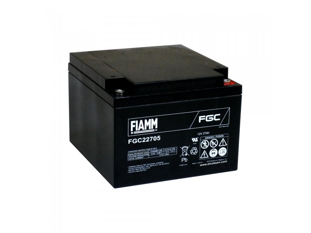 Аккумулятор FIAMM FGC22705