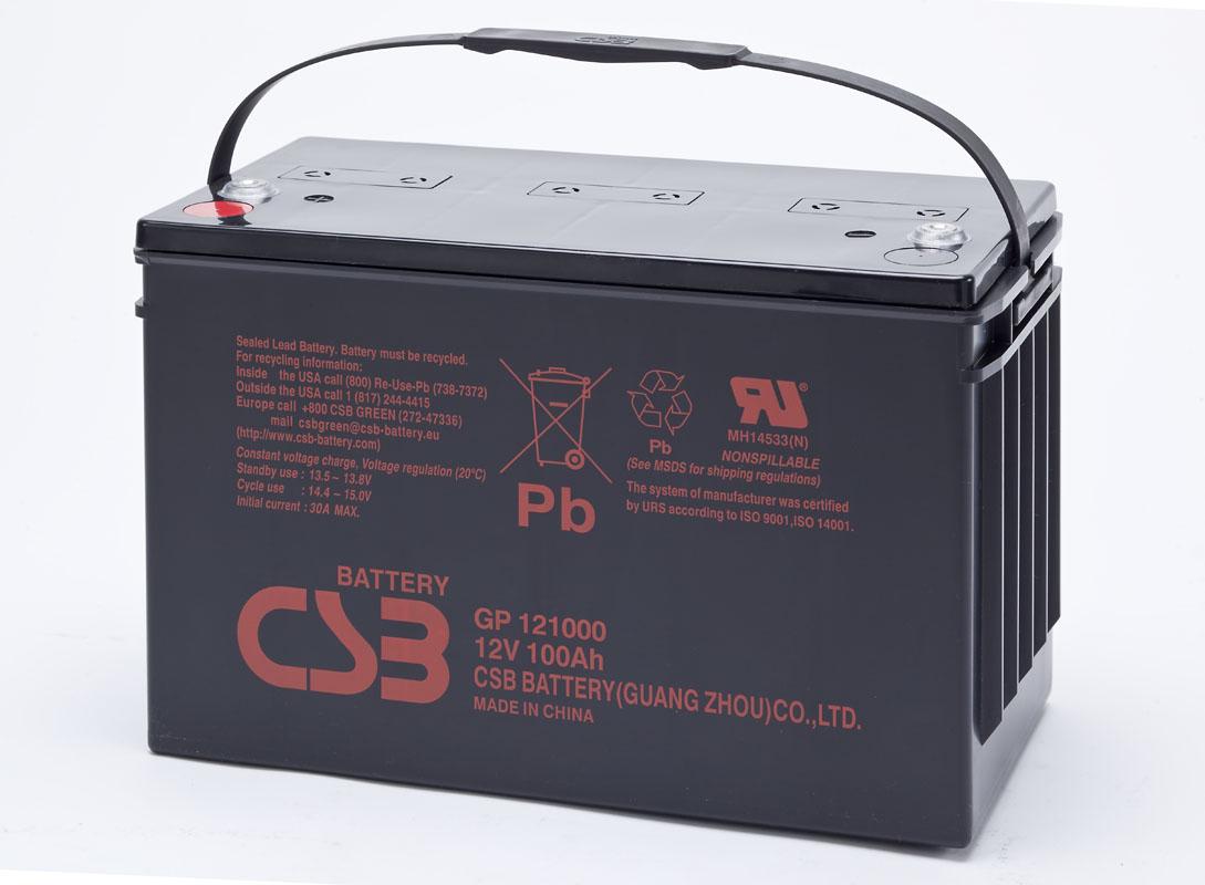 Аккумулятор CSB GP121000