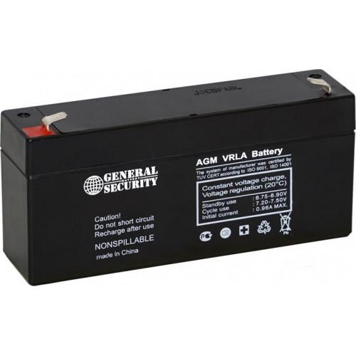Аккумулятор General Security GSL2.8-6