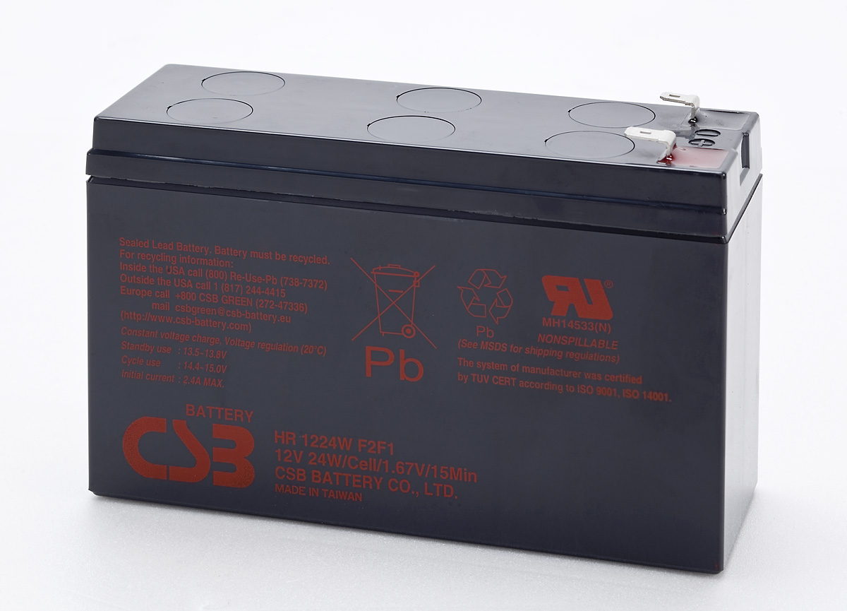 Аккумулятор CSB HR1224W