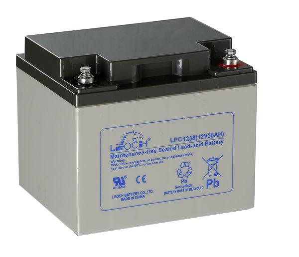 Аккумулятор Leoch LPC12-38